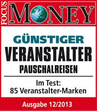 vtours im Test bei Focus Money