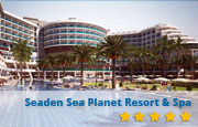 Seaden Sea Planet Resort & Spa